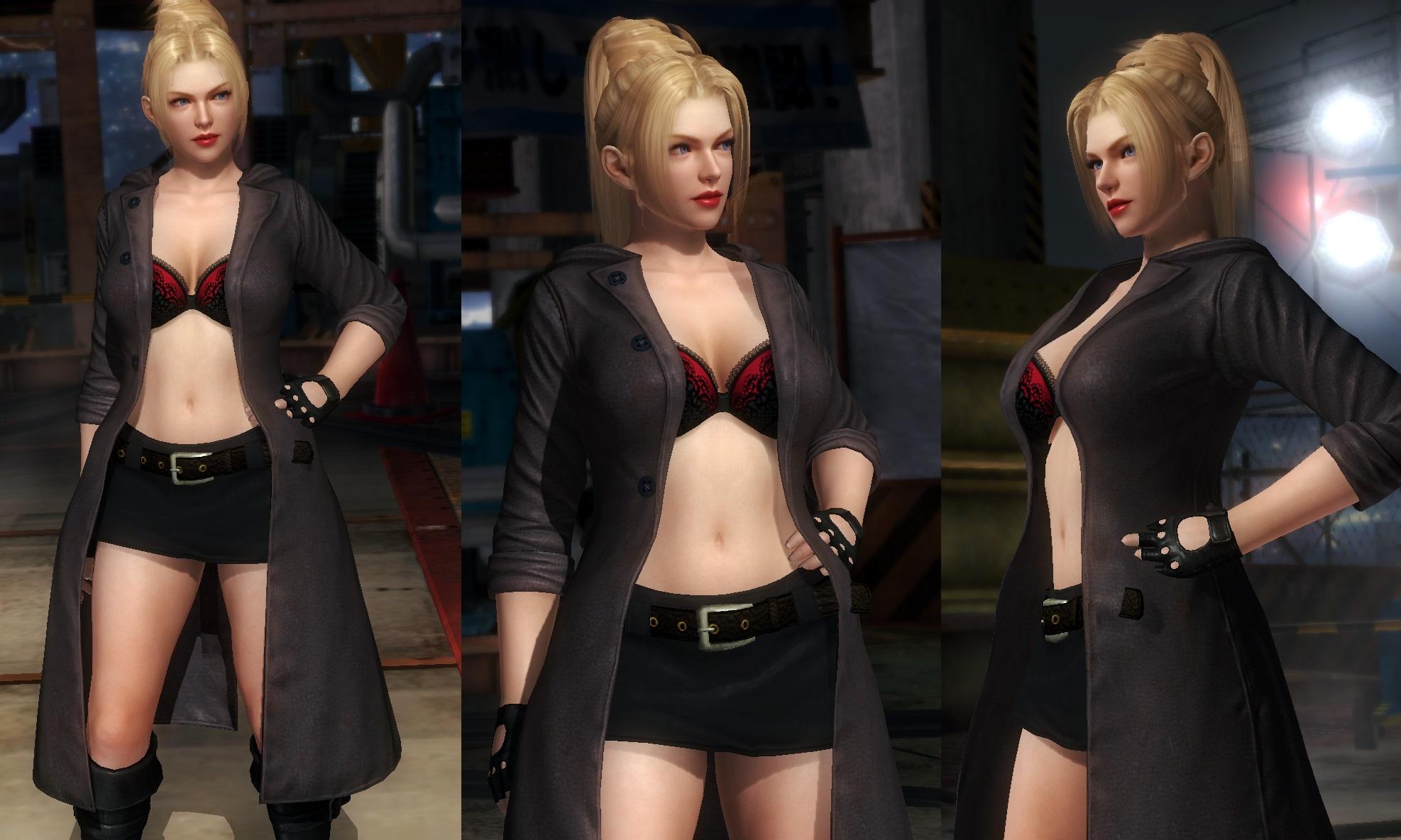Rachel coat skirt by funnybunny666