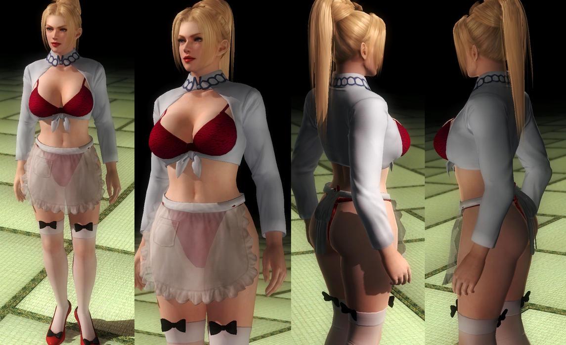 Rachel fundoshi apron by funnybunny666