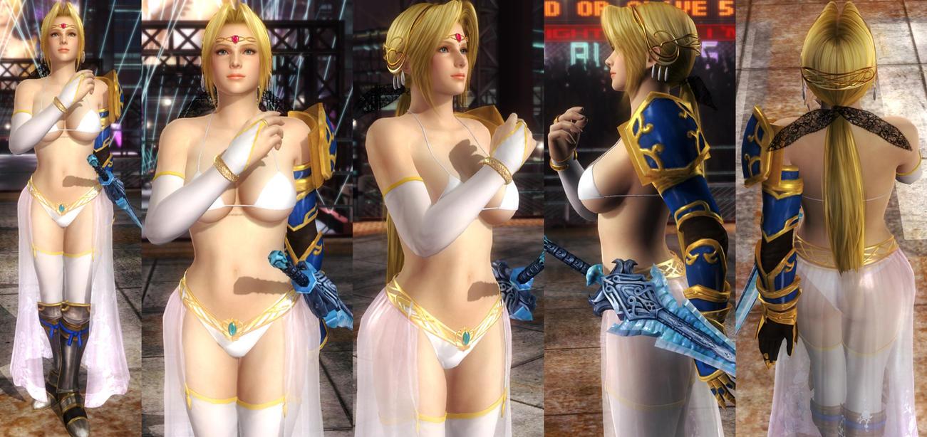 Helena Bikini Armor by funnybunny666