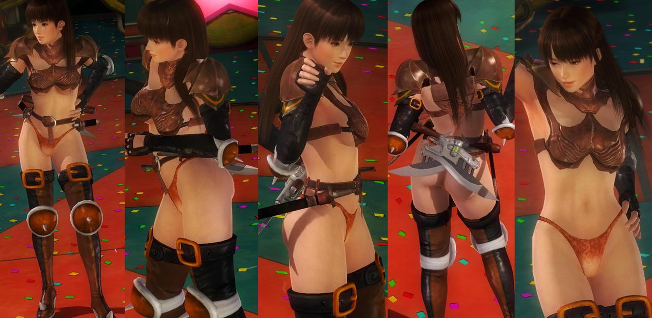Leifang Bikini Armor by funnybunny666
