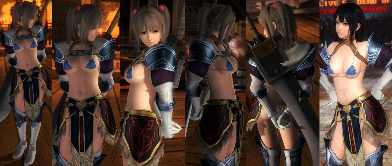 Marie Bikini Armor by funnybunny666