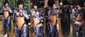 Naotora Bikini Armor