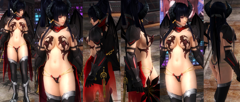 Nyotengu Bikini Armor by funnybunny666