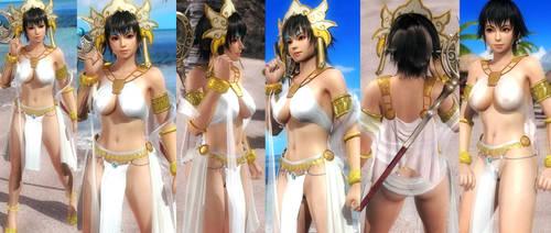 Pai Bikini Armor by funnybunny666