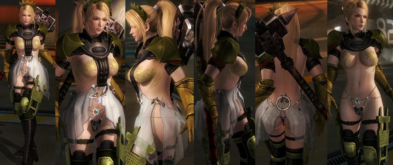 Sarah Bikini Armor by funnybunny666