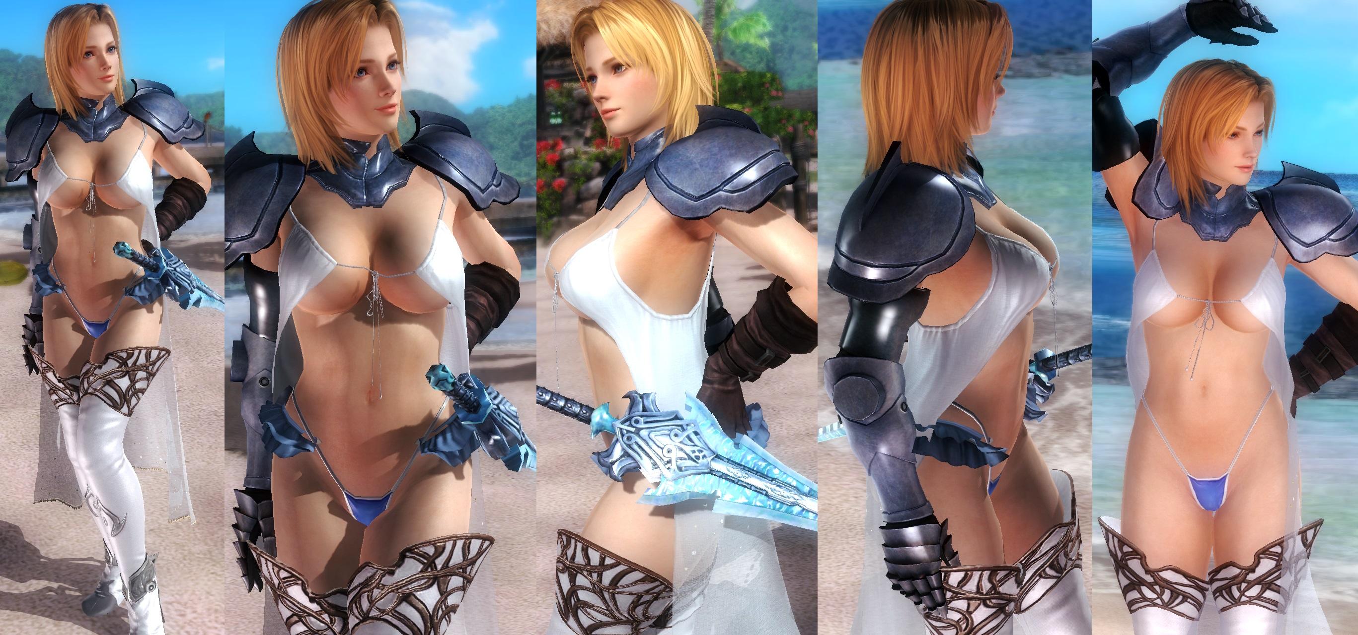 Tina Bikini Armor by funnybunny666