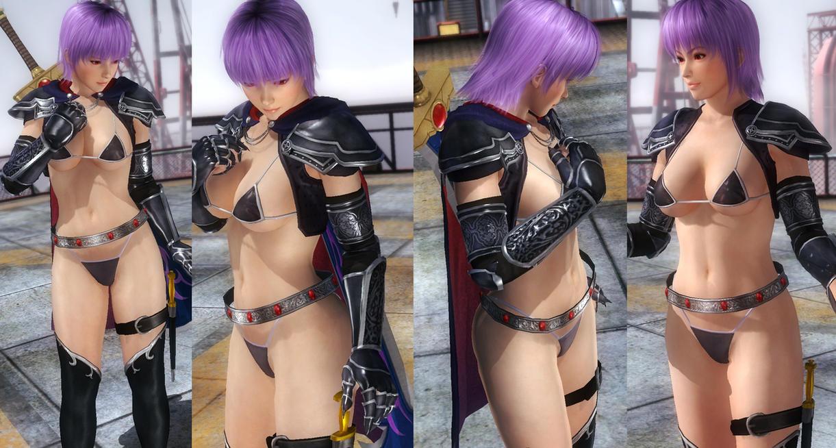 Ayane Bikini Armor V2 by funnybunny666