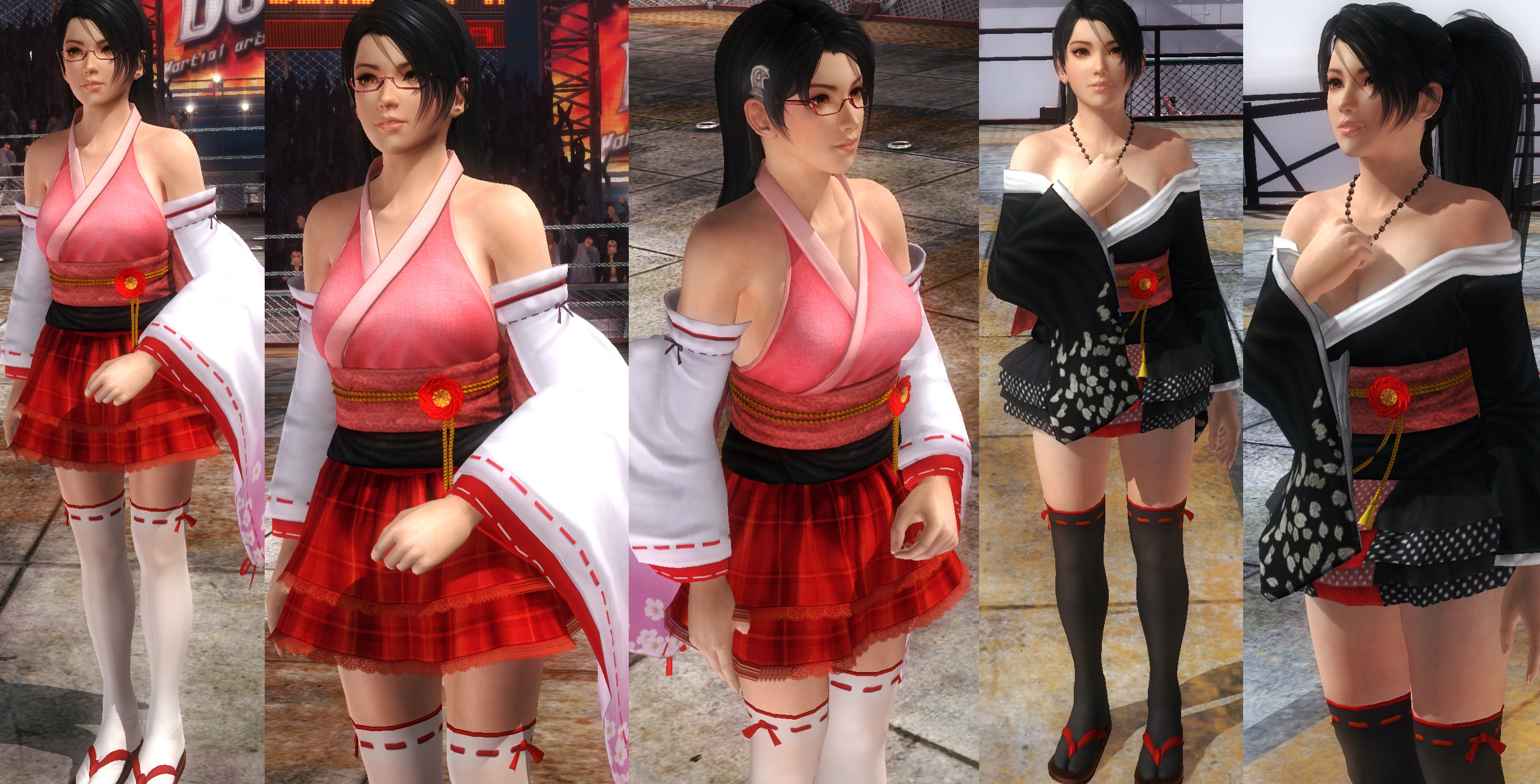 Momiji Idol Priest by funnybunny666