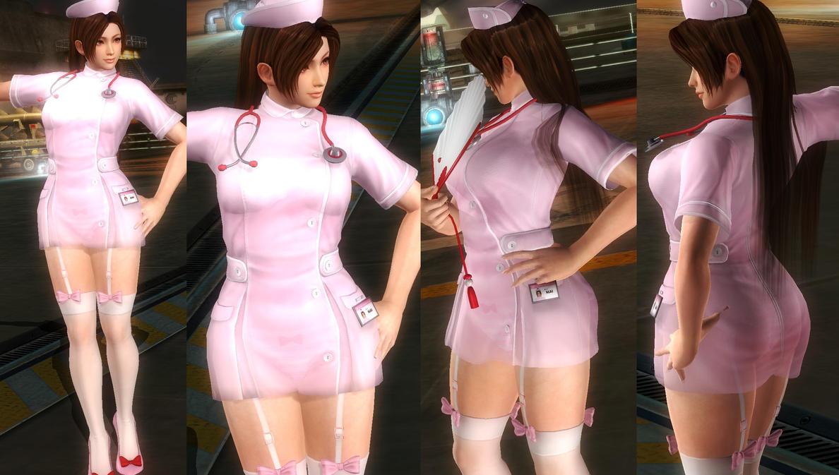 Mai Nurse Variation by funnybunny666