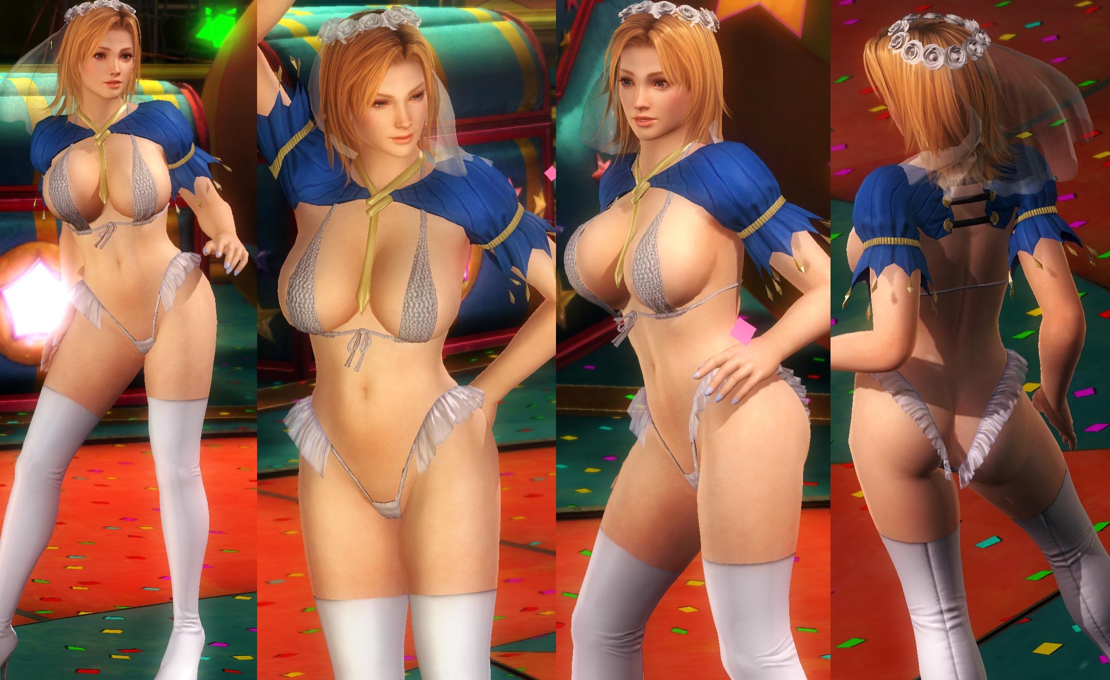 Tina Bride Bikini by funnybunny666