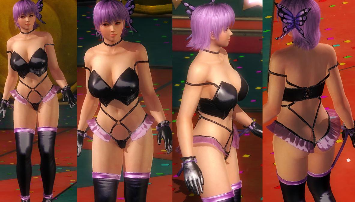 Ayane Bikini Idol by funnybunny666