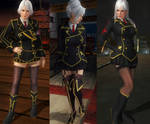 Christie Uniform 3 variations
