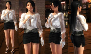 Momiji Office Suit by funnybunny666