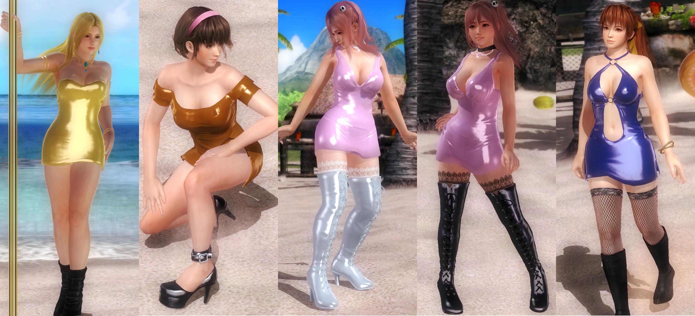 [MOD PACK] Slutty Dress Theme Set 2 by funnybunny666