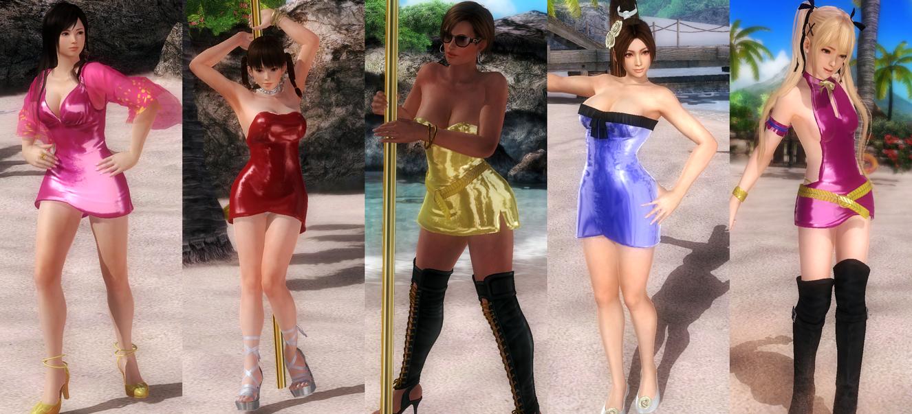 [MOD PACK] Slutty Dress Theme Set 3 by funnybunny666
