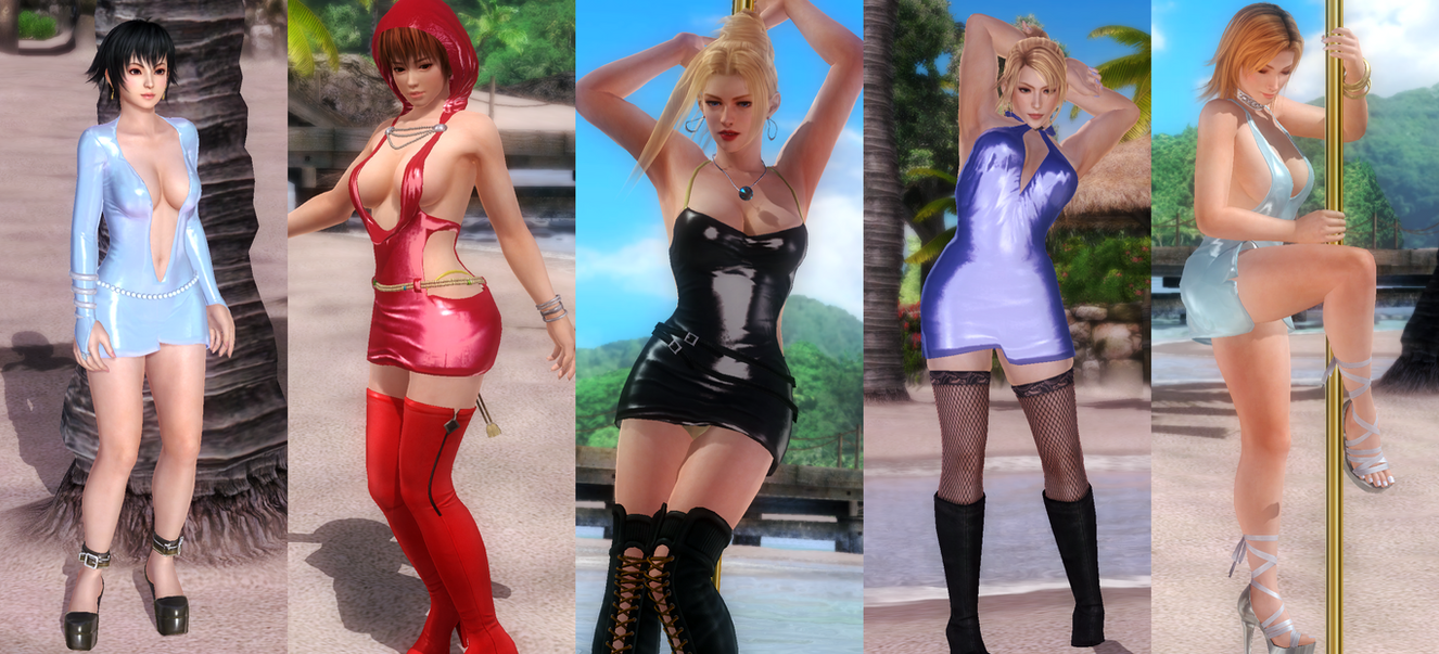 [MOD PACK] Slutty Dress Theme Set 5 by funnybunny666