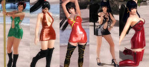 [MOD PACK] Slutty Dress Theme Set 4