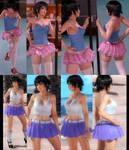 Pai Pleated Skirt