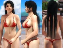 [HAIR] Momiji Lose Long by funnybunny666