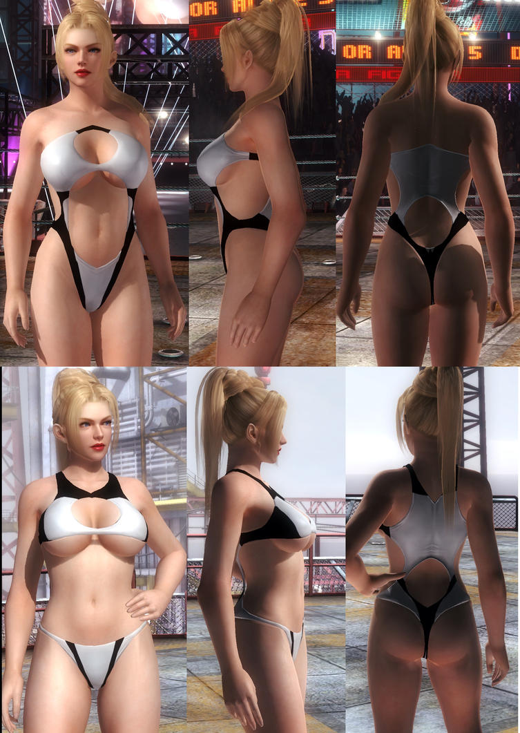 Rachel Swimsuit Modded by funnybunny666