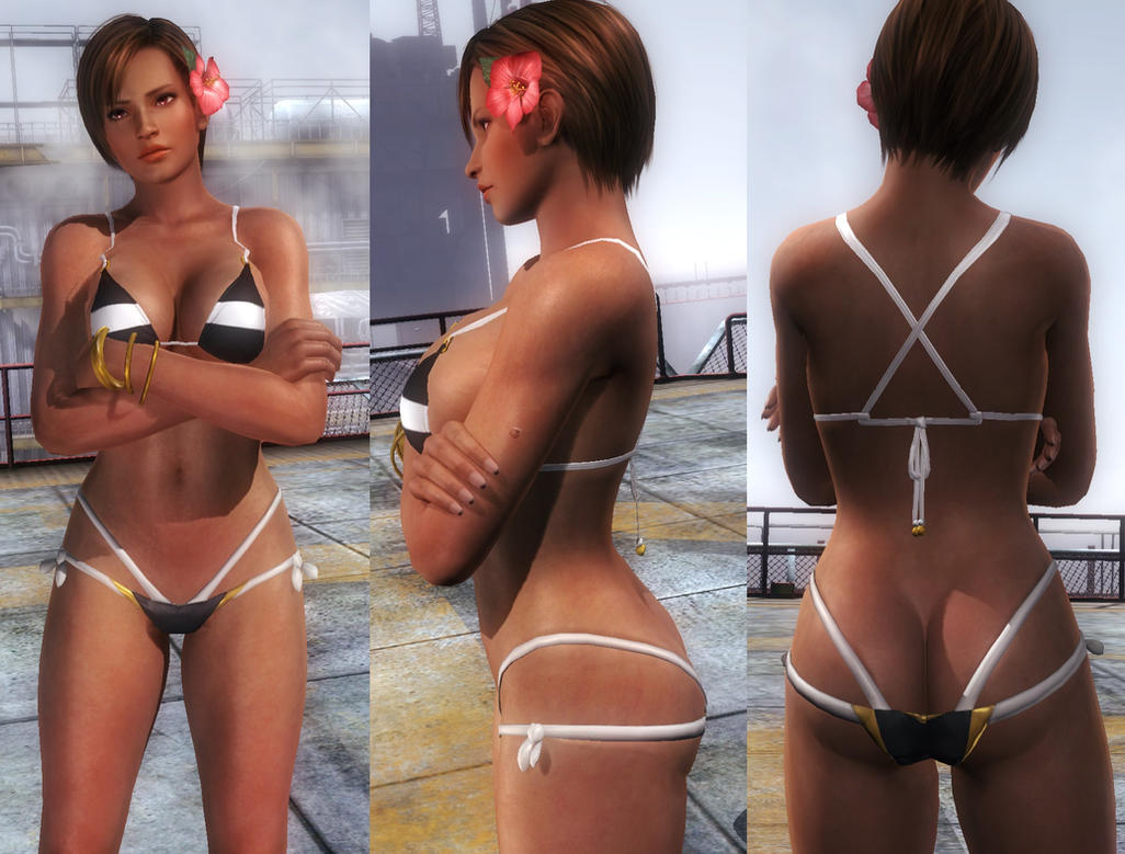 Lisa Modded Bikini by funnybunny666