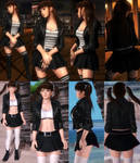 Leifang Jacket Skirt