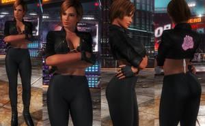 Lisa Jacket Pants by funnybunny666