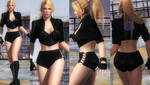 Sarah Jacket Shorts