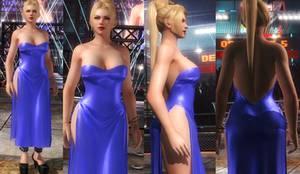Rachel Blue Dress by funnybunny666