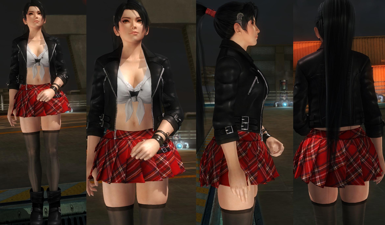 Momiji Jacket Schoolgirl by funnybunny666