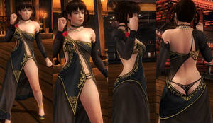 Leifang DOAXVV Premier Night by funnybunny666