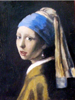 girl with a pearl   copy