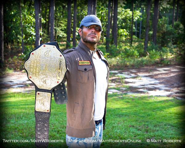 The World Heavyweight Champ By JeffHardy4Ever