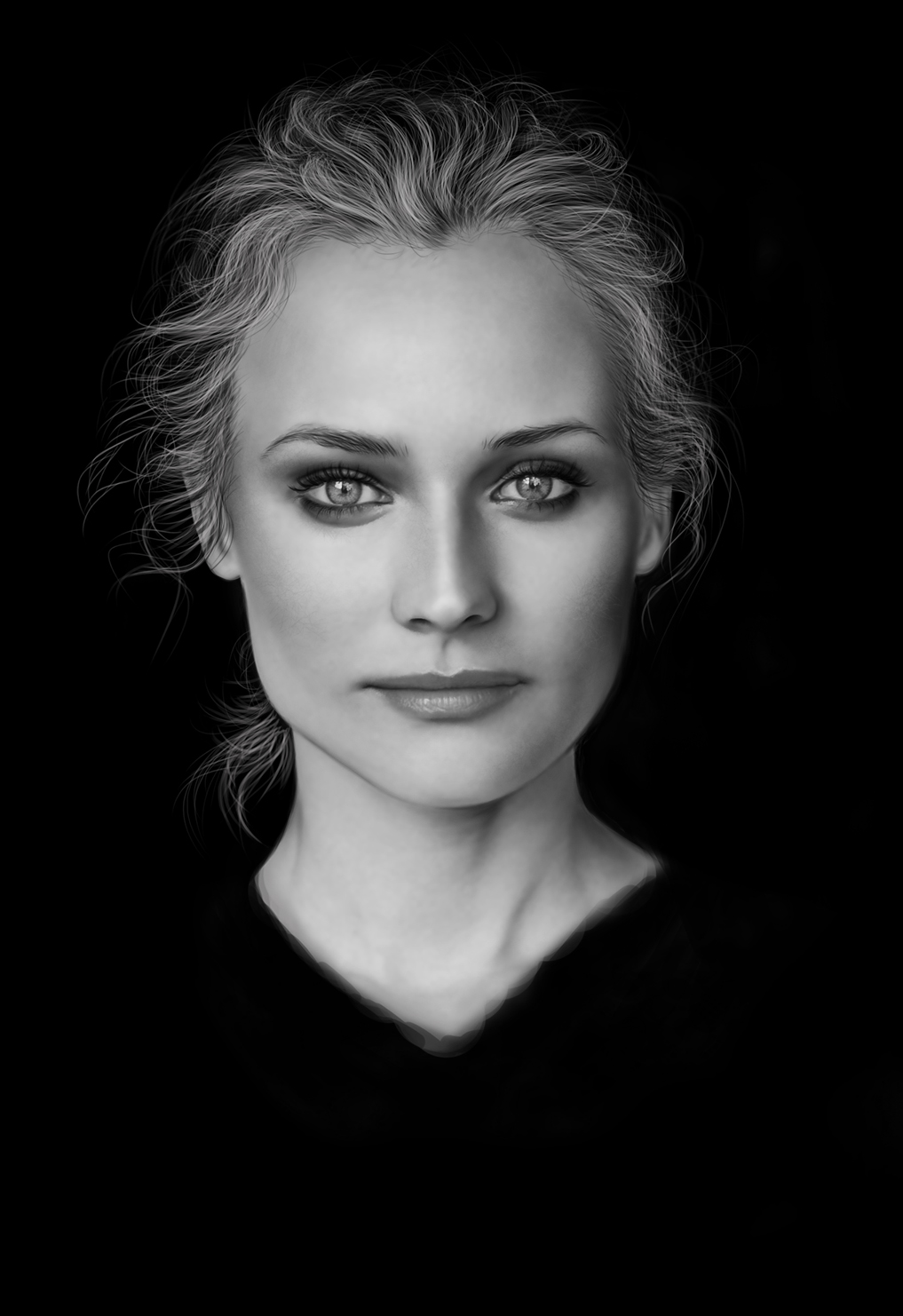Diane Kruger by vannenov