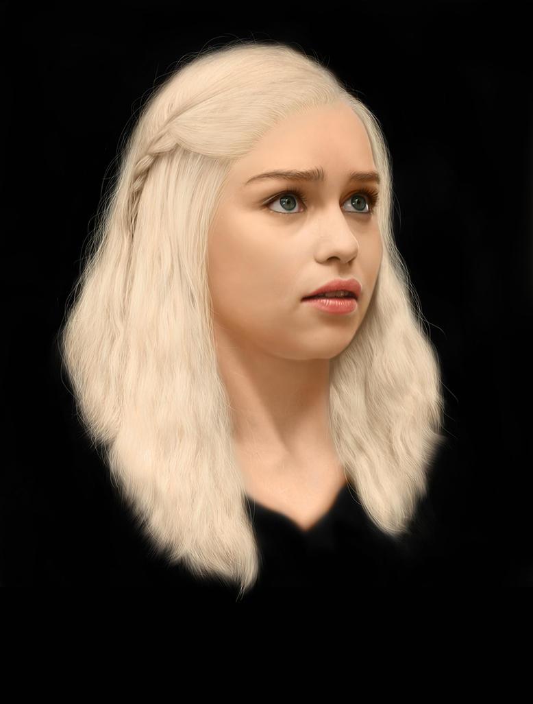 Daenerys by vannenov
