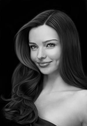 Miranda Kerr by vannenov
