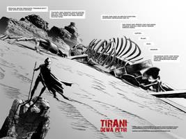 Fallen Titan by iskandarsalim
