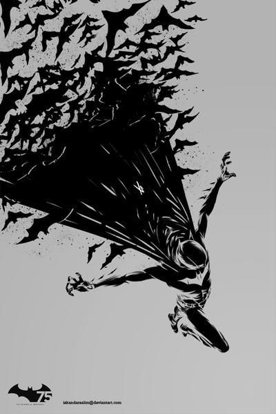 Bats by iskandarsalim