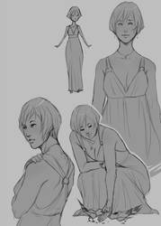 Purity Sketches by Chopstuff