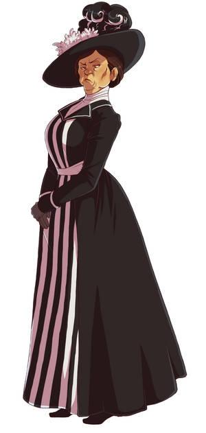 Aunt Katherine