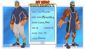 My Hero University: Leo