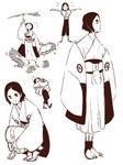 Hotaru sketches