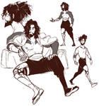 Shou sketches