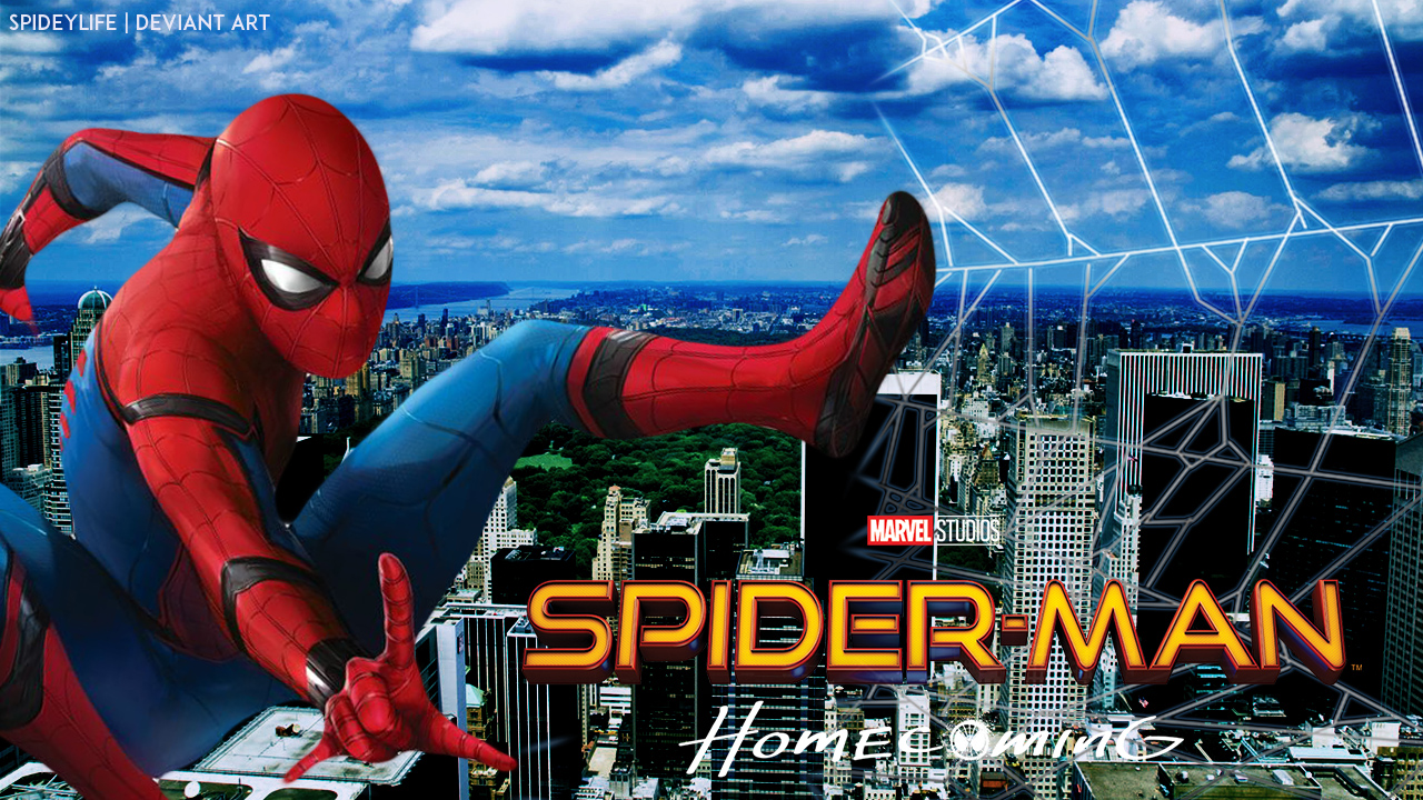 Spider Man Homecoming Wallpaper By Spideylife