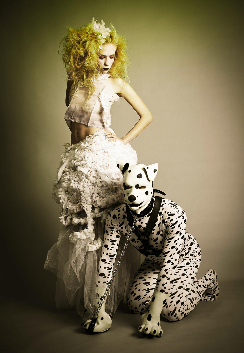 Fantasy Fashion Photography Haunted Fantasy Fashion
