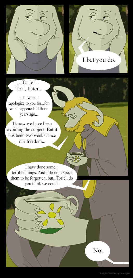 DeeperDown Page 121 by Zeragii on DeviantArt