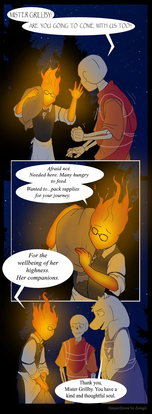 DeeperDown Page 348 by Zeragii