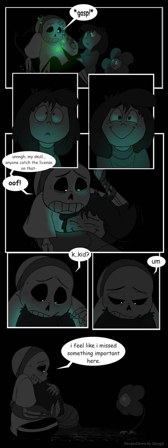 DeeperDown Page 373 by Zeragii