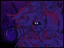 Hope Among the Stars by Zeragii