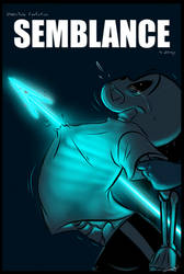 Semblance Fanfiction Cover 2 by Zeragii